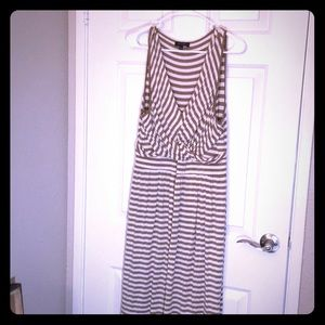 Spense- Womens Long dress. Casual